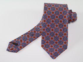 Three Fold Twill Silk Tie