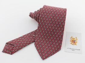 Three Fold Silk Tie