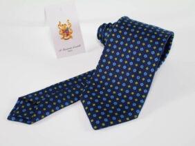 Three Fold Silk Tie