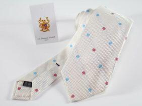 cravatta in seta 100%