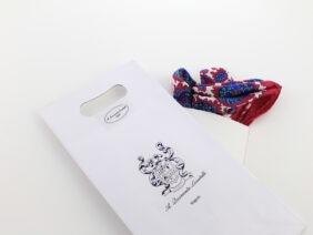 Fazzoletto da taschino in seta