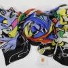 stola in seta Ash by Antoh Mansueto
